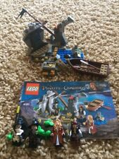 Lego 4181 Pirates Of The Caribbean Isla De la Muerta 4 Minifigures Manual 100%