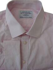 Charles Tyrwhitt Camisa para hombre 16.5 L Rosa