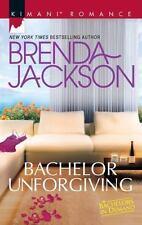 Bachelor Unforgiving: By Jackson, Brenda