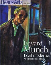 Edvard Munch L'oeil moderne au centre Pompidou Beaux Arts Hors-Série 2011