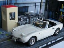 JAMES BOND TOYOTA 2000GT YOU ONLY LIVE TWICE 1/43 CONNERY CAR ISSUE K8967Q ~#~