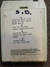 Kiss Destroyer 8 TRACK white label