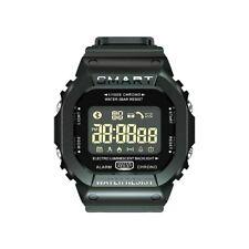 Tactical Bluetooth Smart Watch Facebook Whatsapp Sport SIM TF Card IP67 Strong