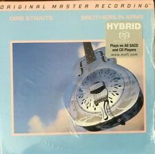 Dire Straits - Brothers in Arms Mobile Fidelity Hybrid SACD