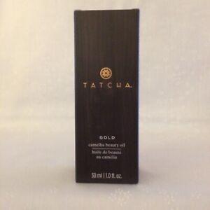 Tatcha Gold Camellia Beauty Oil 30ML/ 1.0FL.Oz