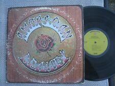 Grateful Dead American Beauty Ws 1893 Orig Green label Lp