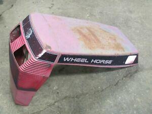 Wheel Horse 308 310 312 414 416-H Tractor Hood
