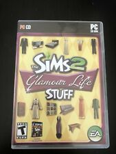The Sims 2 Glamour Life Stuff PC Game 2006 Complete with Key Code on Manual