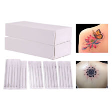 50X Assorted Mixed Tattoo Needles 10 Size - Round Liner Shader Magnum 3 5 7 9 RS