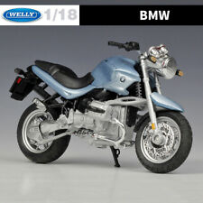 BMW R1150 R Motorcycle Models WELLY 1:18 Scale Diecast Model Toys & Collection