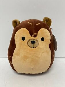 """Kellytoy Squishmallow Hedgehog  8"""" with Tag"""
