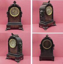 * Ultra Rare Antique Mantel Clock, Harvard (Later: Boston, Chelsea), c. 1880