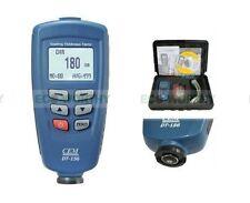 New CEM DT-156 Professional Paint Coating Thickness Tester Meter Gauge 0~1250um