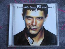 CD Alejandro Sanz Unplugged 2001