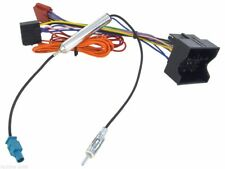 VAUXHALL ASTRA 2004 ONWARDS ISO LEAD HARNESS ADAPTOR STEREO AERIAL CC20 CD30
