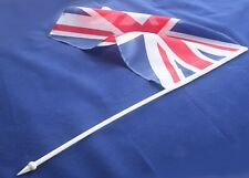 6 x 17 inch x 12 inch Ground Flag British English Patriotic Union Jack Flags
