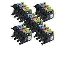 20x  LC73,LC40,LC77XL ink cartridges for Brother MFC J430W J432W J625DW J825DW
