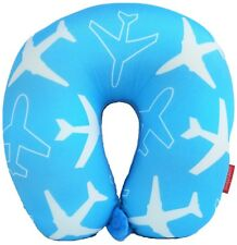 New Style Print For 2018 U Shaped Micro-Bead Travel Pillow Neck Support Cushion