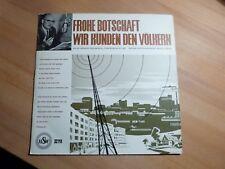 """12"""" LP Foc - Hermann Schulte - Frohe Botschaft wir Künden den Völkern - HSW"""