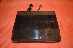 SONY PS-LX250H Automatic Stereo Turntable System Record Player LP Tested/working