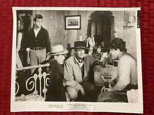 North To Alaska Lobby Card Photo Movie Still 8x10 Photo 1960 John Wayne
