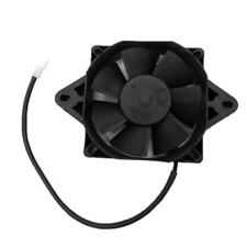 6 inch Radiator Thermo Electric Cooling Fan for 150-250cc Quad Dirt Bike ATV