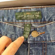 Lauren Ralph Lauren classic boot cut jean Size 16