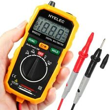 HYELEC MS8232 Portable Auto Range Digital Multimeter DMM Auto Power off Tester S