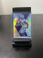 2020 Mosaic Football CEEDEE LAMB Silver Prizm Rookie Card RC Dallas Cowboys #207