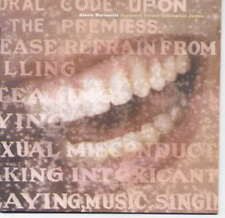 ALANIS MORISSETTE -  Supposed former infatuation junkie - CD album