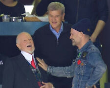 Gord Downie, Bobby Orr and Don Cherry, 8x10 Color Photo