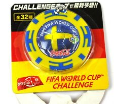 Coca-Cola Coke Key chain from Japan WORLD CUP 2006 - Sweden