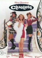 CLUELESS DVD ALICIA SILVERSTONE LIKE NEW