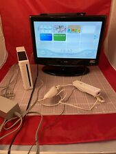 Used Nintendo Wii Console, White, Tested and Fully Working Free P&P