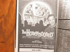 May 5, 2002 N Y Times TV Mag(GLORIA  REUBEN/THE  HONEYMOONERS  50TH  ANNIVERSARY
