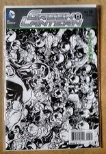 GREEN LANTERN #16 1ST PRINT BLACK AND WHITE VARIANT DC COMICS (2013) THE NEW 52