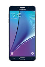 New Unlocked Verizon Samsung Galaxy Note 5 SM-N920V - 32GB - Black Smartphone