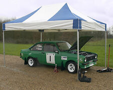 Race Rally Shelter 4.5mx3m Professional Alloy 60mm Frame 2yr Warranty