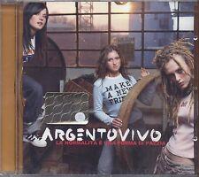 ARGENTOVIVO - La normalita' e' una forma di pazzia - CD 2003 SIGILLATO