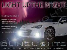 2013 2014 Subaru BRZ Xenon Fog Lamps Driving Light Kit Set Pair + Harness Switch