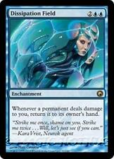 DISSIPATION FIELD Scars of Mirrodin MTG Blue Enchantment RARE