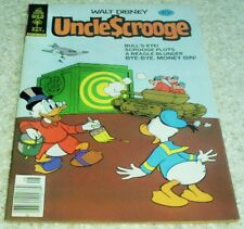 Walt Disney's Uncle Scrooge 167, NM- (9.2) 1979 Outfoxed Fox! 50% offPrice Guide