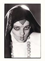Punk Nina Hagen Vintage Originale 1982