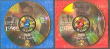 Isle of man - BGees 2 min sheet 1999 mnh - Music