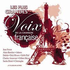 Various Artists - Les Plus Grandes Voix de la Chanson Fran [New CD] Canada - Imp