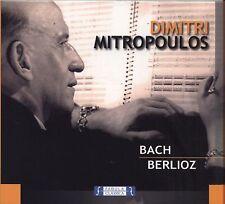 DIMITRI METROPOULOS - Bach Berlioz - CD DIGIPACK  2012 NEAR MINT CONDITION