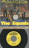 7' single The Eaguals * Rub a Dub Dub*