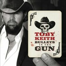 Toby Keith – Bullets In The Gun [New & Sealed] CD