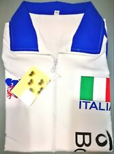 TUTA NAZIONALE ITALIANA KICK BOXING BOXE KICKBOXING KARATE ITALIAN SHOOT BOXING