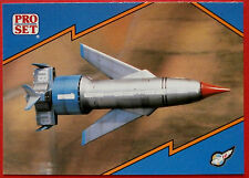Thunderbirds PRO SET - Card #098 - 15,000 MPH - Pro Set Inc 1992